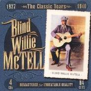 Blind Willie McTell, Classic Years 1927-1940 (CD)