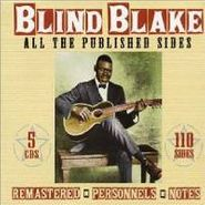 Blind Blake, All The Published Sides (CD)