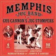 Memphis Jug Band, Memphis Jug Band & Gus Cannon's Jug Stompers [Box Set] (CD)