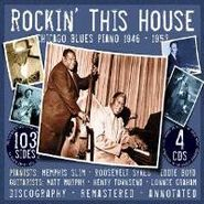Memphis Slim, Rockin' This House: Chicago Piano Blues 1946-1953 [Box Set] (CD)