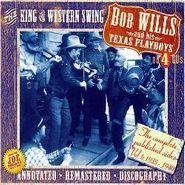 Bob Wills & His Texas Playboys, King Of Western Swing (CD)