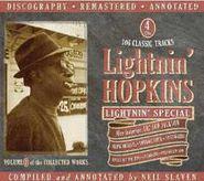 Lightnin' Hopkins, Lightnin' Special, Volume 2 (CD)