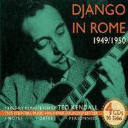 Django Reinhardt, Django In Rome 1949-50 (CD)