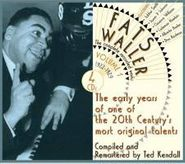 Fats Waller, Fats Waller Vol. 1 - The Early Years of One of the 20th Century's Most Original Talents (CD)