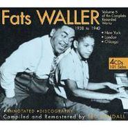 Fats Waller, Vol. 5-Of The Complete Recorde (CD)