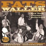Fats Waller, The Complete Recorded Works, Vol. 6: 1940-1942 [Box Set] (CD)