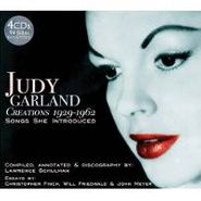 Judy Garland, Creations 1929-1962: Songs She Introduced (CD)