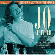 Jo Stafford, Selected Sides 1943 to 1960: America's Most Versatile Singer [Box Set] (CD)