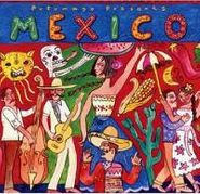 Various Artists, Putumayo Presents Mexico (CD)