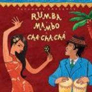 Various Artists, Rumba, Mambo, Cha Cha Cha (CD)