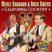 Merle Haggard, California Country (CD)