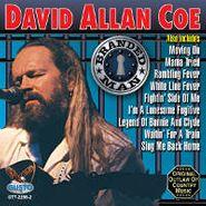 David Allan Coe, Branded Man (CD)