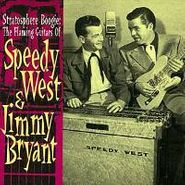 Speedy West, Vol. 1-Stratosphere Boogie-The Flaming Guitars Of Speedy West & Jimmy Bryant (CD)