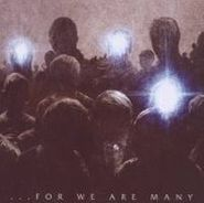 All That Remains, For We Are Many (CD)