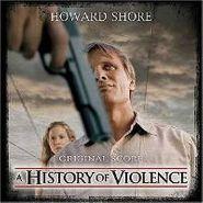 Howard Shore, A History of Violence [Score] (CD)
