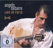Angelo Debarre, Live In Paris (CD)