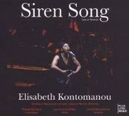 Elisabeth Kontomanou, Siren Song-Live At Arsenal (CD)
