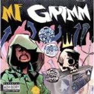 MF Grimm, You Only Live Twice: The Audio Graphic Novel (CD)
