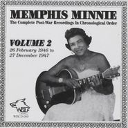 Memphis Minnie, Complete Post-War Recordings Vol. 2 1946 - 1947
