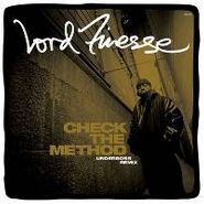 "Lord Finesse, Check The Method (Underboss Remix) (12"")"