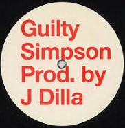 """Guilty Simpson, Stress (12"""")"""