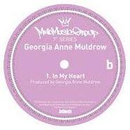 """Georgia Anne Muldrow, Akosua / In My Heart (7"""")"""