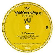 "y.U., Dreams / Prior Days (7"")"