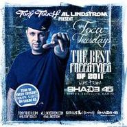Tony Touch, Best Freestyles Of 2011 (CD)