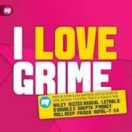 Various Artists, I Love Grime (CD)