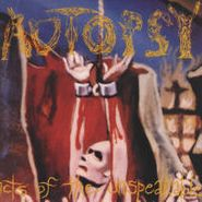 Autopsy, Acts Of The Unspeakable (LP)