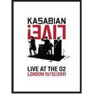 Kasabian, Live! Live At The O2 (CD)