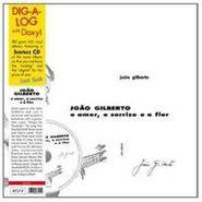 João Gilberto, O Amor O Sorriso E A Flor (LP)