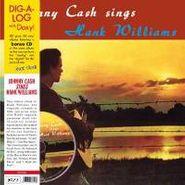 Johnny Cash, Sings Hank Williams (LP)