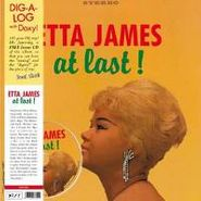 etta james at last! lp amoeba
