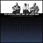 Big Bill Broonzy, Blues With Big Bill Broonzy, Sonny Terry, Brownie McGhee (LP)
