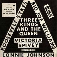 Victoria Spivey, Three Kings & The Queen (LP)