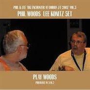 Phil Woods, Play Woods (CD)