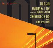 "Philip Glass, Glass: Symphony No. 1 ""Low"" (CD)"