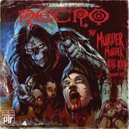 Necro, The Murder Murder Kill Kill Double EP (CD)