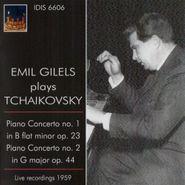 Emil Gilels, Emil Gilels Plays Tchaikovsky (CD)