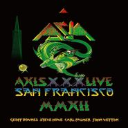 Asia, AXIS XXX - Live In San Francisco (CD)