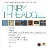 Henry Threadgill, Complete Remastered Recordings (CD)