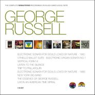 George Russell, Complete Remastered Recordings (CD)