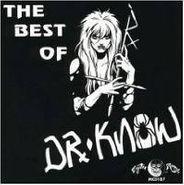 Dr. Know, Best Of Dr. Know (CD)