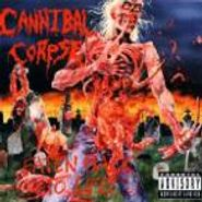 Cannibal Corpse, Eaten Back To Life (LP)