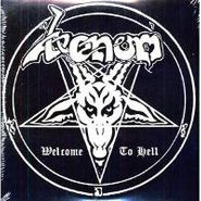 Venom, Welcome to Hell (LP)