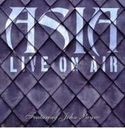 Asia, Live On Air (CD)