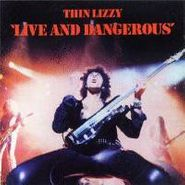 Thin Lizzy, Live And Dangerous (LP)
