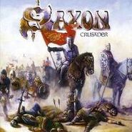 Saxon, Crusader (LP)