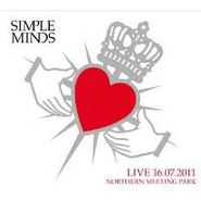 Simple Minds, Live 16.07.2011 - Northern Meeting Park (CD)